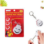 New Police Approved PERSONAL Panic Rape Attack Safety SECURITY ALARM Smile Face