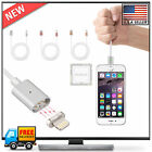 NEW Magnetic Lightning USB Charger Charging Cable For iPhone Samsung Type-C HTC