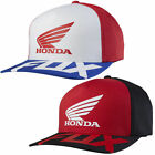 New Fox Racing Honda Basic Flexfit Flex Fit Hat Adult Mens Guys 2 Colors To PIck
