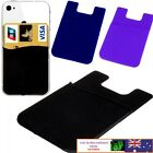 Universal Mobile Holder Card Pouch Back  Sticker Cover Adhesive for Cell Phone