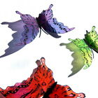 B177- Butterflies Weddings Crafts, Cake Topper Decorations Cards