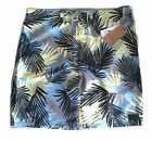 Mens Juniors Bathing Suit Blue Palm Boardshorts Waist 30 32 34 X 9 by AMBIG NWT