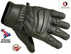 Motorbike Motorcycle Gloves Knuckle Pads Protection 100 Leather Summer Gloves