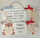 fathers day gift/birthday ideas for dad daddy grandad some can be personalised