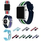 Silicone Sports Bracelet Strap Wrist Band Bands For Apple Watch 38mm 42mm