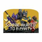 Lego Batman Party DC Childrens Birthday Party Celebration Balloons Tableware
