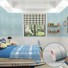 Home Furniture Wall Decals Stickers Adhesive Waterproof Wood Texture 45CM*10M