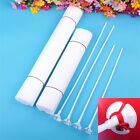 New Plastic Balloon Rods Sticks Cup Holder with Cap Party Wedding Keep Ballon Up