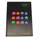 A4 Premium Notebook Notepad Ruled Lined Hardback  Sheets