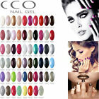 CCO SPRING/SUMMER COLOUR RANGE PROFESSIONAL UV LED SOAK OFF NAIL GEL POLISH NEW