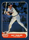 1986 Fleer Baseball Card Pick 577-660