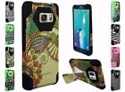 For Samsung Galaxy S6 Edge Plus G928 New Design Hybrid TSTAND Cover Case