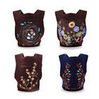 Novetly safety Front Back Toddler Baby Carrier MEI TAI Newborn infant Sling Wrap