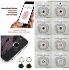 TOUCH ID Home Button Ring Sticker For iPhone 5S 6 6s 7 Plus iPad Apple IPod