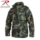 Rothco Vintage Lightweight M-65 Jacket Tactical Coat Cotton 4 colors  8731