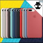 New Protective Silicone/Gel case cover for Apple iPhone 7 / iPhone 7 Plus OEM