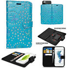 "For Vodafone Smart phone 4.0""-5.0""  New Leather Flip Wallet Phone Universal Case"