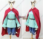 Ni No Kuni 2 Revenant Kingdom Evan Cosplay Costume  with ear & tail J