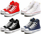 New Female ALL STARS Chuck Taylor Ox Canvas Casual Shoes High-Top Sneakers