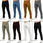 Kyпить KRUZE Mens Slim Fit Chinos Jeans Skinny Stretch Trousers Pants Big & Tall Sizes на еВаy.соm