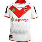 ST GEORGE DRAGONS NRL 2015 OFFICIAL ISC HERITAGE ADULT JERSEY SUPPORTER