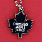 Toronto Maple Leafs Necklace - Pewter Charm on Chain Pro NHL Ice Hockey Logo NEW $18.0 USD on eBay