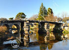 Postbridge Dartmoor Devon Art Photo Canvas (UK)