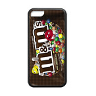 M&M's Milk Chocolate Candy TPU Back Case Cover for iPhone 8 8+ 7 Plus 6 6+ 5S 5C