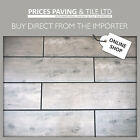*TIANA* EXTERNAL OUTDOOR EXTERIOR PORCELAIN PAVING - 20mm Patio - FULL BODIED