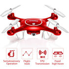 Syma X5uw and X5uc Drone Wifi Camera Hd 720p Real-time Quadcopter 4ch Helicopter