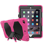 """Shockproof Waterproof Rubber Stand W/ film Case Cover For New iPad 9.7"""" 2017 5th"""