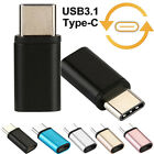 USB-C Type-C to Micro USB Data Charging Adapter For Samsung Galaxy S8 Plus UK