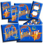 GOLDEN STATE WARRIORS BASKETBALL TEAM LOGO LIGHT SWITCH OUTLET WALL PLATE COVER on eBay