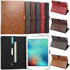 Folio Magnetic Leather Smart Cover Stand Case For Apple iPad Air 2 Mini Pro 10.5