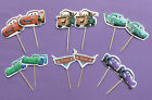 DISNEY CARS CAKE TOPPERS PICKS birthday party Lightning McQueen Mater choose no
