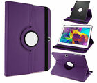 360° Rotate PU Leather Smart Stand Case Cover For Samsung Galaxy Tab 4 10.1 T530