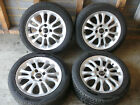 4 x Volvo S40 V40 16'' Sports Alloy Wheels With 205/50/16 Tyres  -  Free Postage