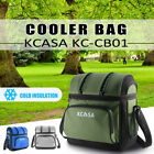KCASA 12 Can Insulated Cooler Picnic Bag Hard Liner Camping Lunch Box Storage