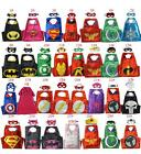 ballerina 1st birthday party ideas - Superhero Cape (1 cape+1 mask) for kids birthday party favors and ideas superman