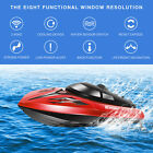 Syma Q1 Q3 2.4GHz 4Ch Water Cooling High Speed Racing RC Boat Christmas Gift