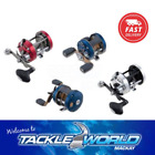 Abu Ambassadeur Overhead Fishing Reels Tackle World