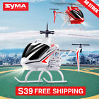 Syma S39 3Ch Apache Mini LED Light Remote Control RC Helicopter Drone AU STOCK