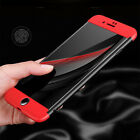 Luxury 3in1 Knight Armor Case fr iPhone 6 7 Plus 360 Shockproof Double Dip Cover