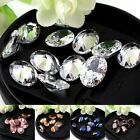 10x14mm Artificial Sapphire Gem Oval Shape Natural Loose Gemstone Jewelry Gifts