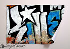 GRAFFITI GIANT WALL ART POSTER A0 A1 A2 A3