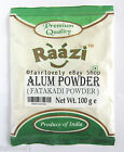 100G PACKET ALUM POWDER Fatakdi Anti Bacterial After Shave Deodorant **CHOOSE**