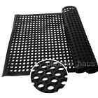 HEAVY DUTY Anti-FATIGUE RUBBER Anti-SLIP FLOOR WORKSHOP GREENHOUSE MAT 5ft x 3ft