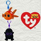 "Ty Beanie Clip ❤ 3"" Beanie Babie Baby Keychain Backpack Back Stocking Stuffer ❤"