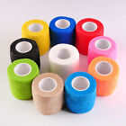 Self Adherent Wrap Tape Pet Horse Dog Cat Vet Wound Cohesive Elastic Bandage
