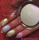 Mermaid Highlighter- Kleancolor Mermaid Baked Highlighter Pink, Gold, New!